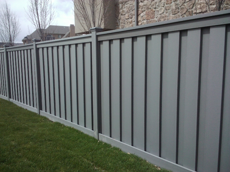 Trex composite fencing gallery low maintenance