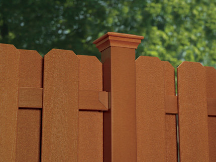Timbertech Composite Fencing Composite Fencing Made Easy
